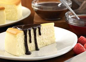 Classic Cheesecake Cake