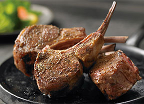 New Zealand Lamb medallions