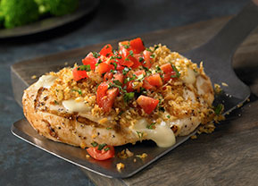 Parmesan Herb Crusted Chicken