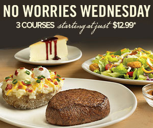 No Worries Wednesday