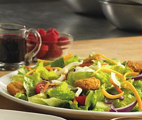 Soup or Signature Side Salad