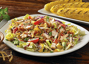 Chopped BBQ Chicken Salad