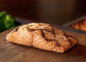 Perfectly Grilled Salmon