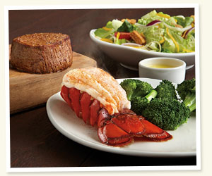 Outback Victoria's Filet® Mignon & Classic Steamed Lobster