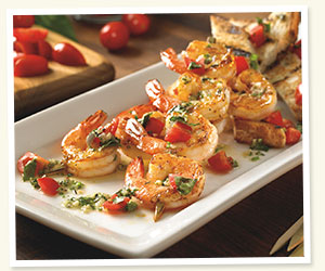 Wood-Fire Grilled Shrimp on the Barbie