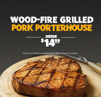Wood-Fire Flavor