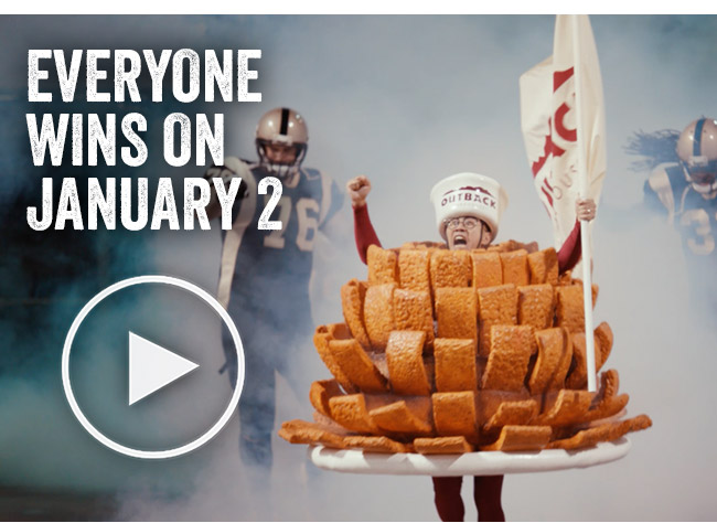 Everyone wins on January 2.