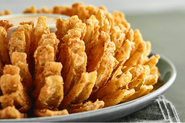 Our Famous Bloomin' Onion