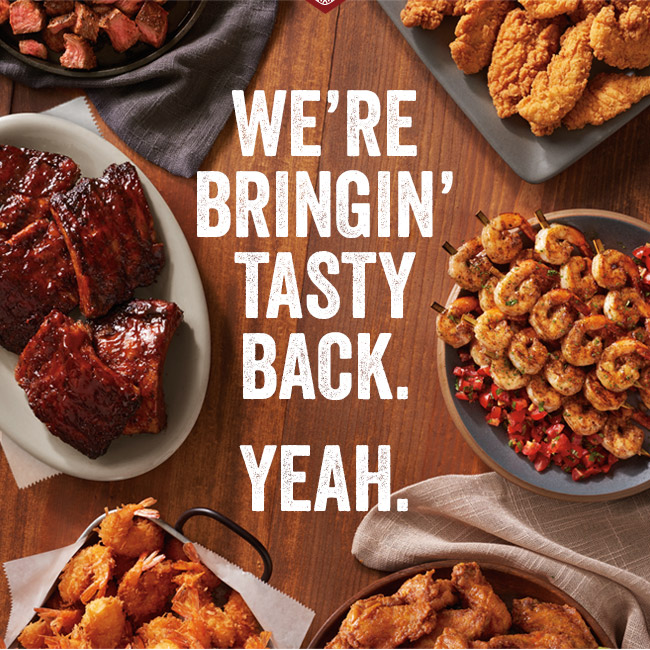 We're bringing TASTY back. Yeah.