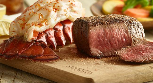 Last chance for Steak & Lobster - better hurry!