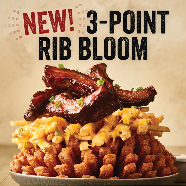 3-Point Rib Bloom
