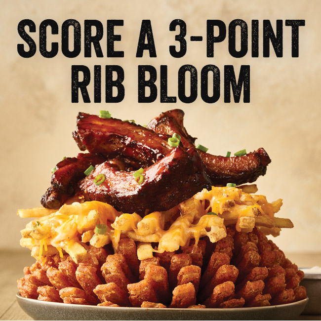Score a 3-Point Rib Bloom