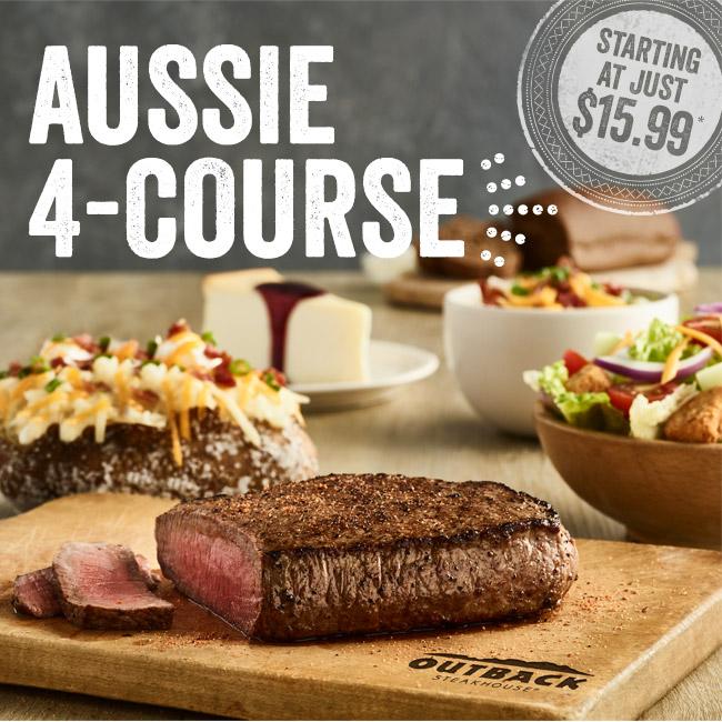 Aussie 4-Course