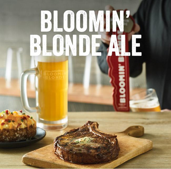 Bloomin' Blonde Ale