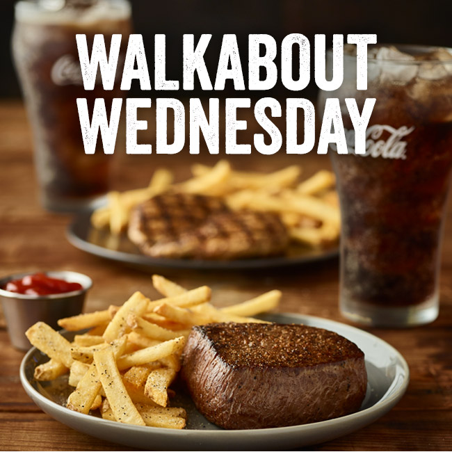 Walkabout Wednesday