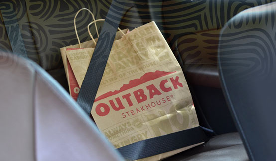 Outback Delivery