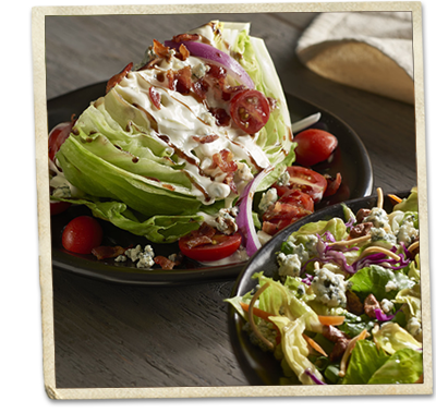 Over-the-top Side Salads
