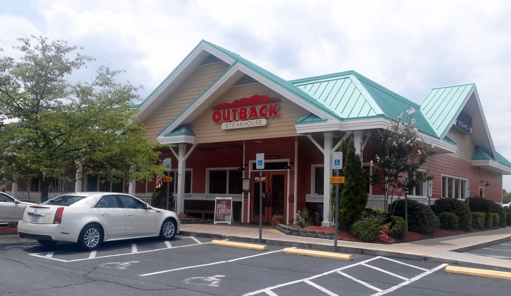 High Point Steakhouse Outback Steakhouse