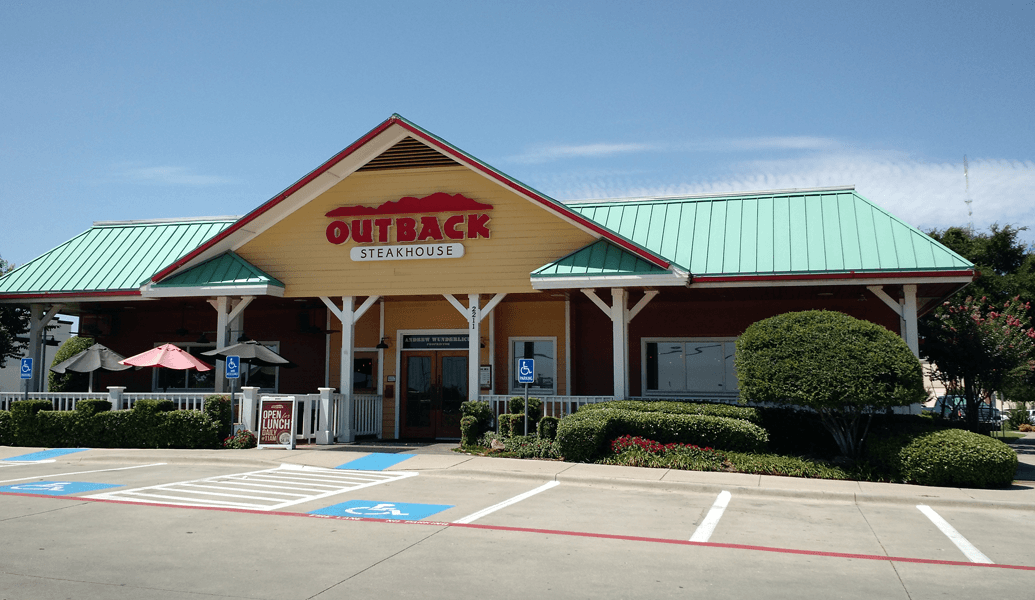 Lewisville Steakhouse Outback Steakhouse