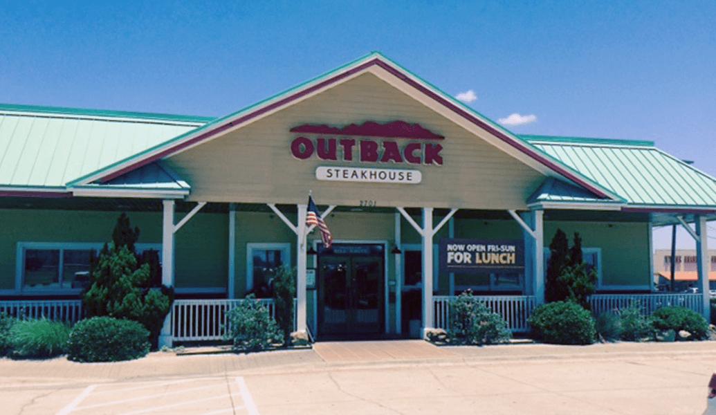 Killeen Steakhouse Outback Steakhouse