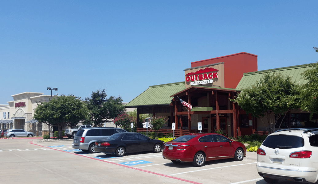 Frisco Steakhouse Outback Steakhouse