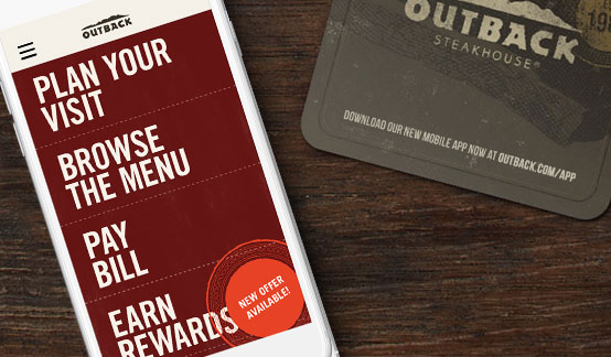 Outback Mobile App