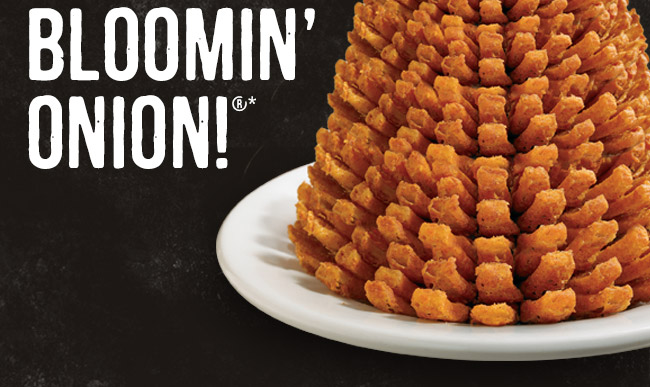Saving 4 A Sunny Day Free Bloomin Onion Today