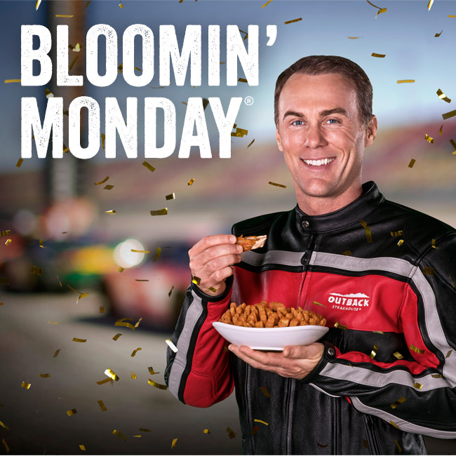 Bloomin' Monday