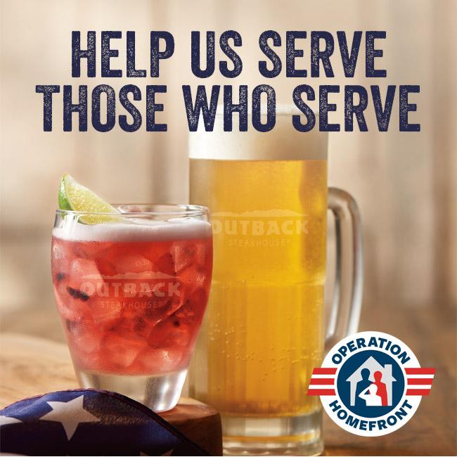 Help Us Serve Those Who Serve