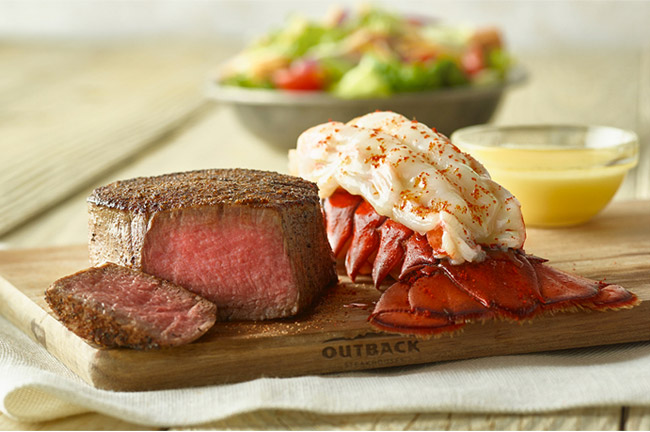 Steak & Lobster Ending Soon!