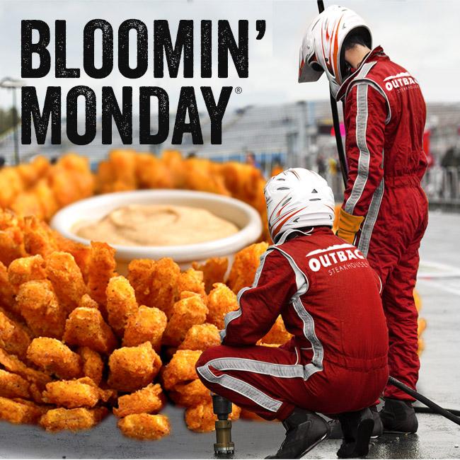 Happy Bloomin' Monday