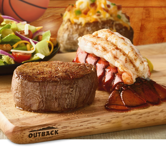 These are the final days to pair your favorite tender, juicy steak with a steamed lobster tail. Hurry!