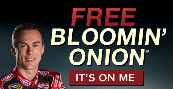 FREE Bloomin' Onion